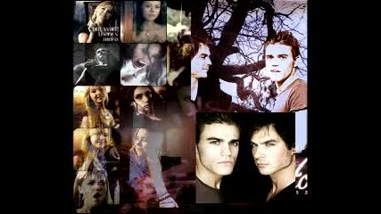 The Vampire Diaries my collabes