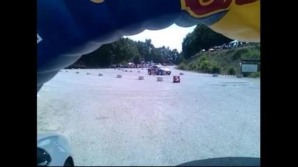 Hyundai Racing Trophy по етапите на рали Сливен - Българка и Раково