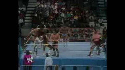 Royal Rumble Match 1988