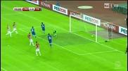 12.06.15 Хърватия - Италия 1:1 *квалификация за Европейско първенство 2016*