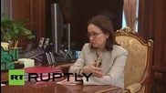 Russia: Russian banking system is 'stable' - Central Bank governor
