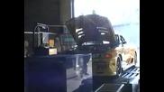 Skyline R32 Прави Мазало На Диното - 1000 коня !