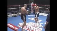 K-1 World Grand Prix 2000 Franciso Filho vs Stefan Leko