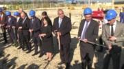 Bulgaria: EU officials oversee launch of Romanian-Bulgarian pipeline