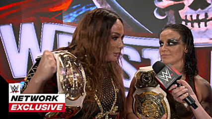 Nia Jax & Shayna Baszler continue their dominance: WWE Network Exclusive, April 11, 2021