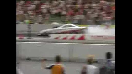 3000 Hp Toyota Celica drag