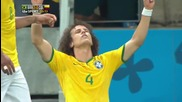 World Cup 2014 Brazil - Colombia 2:1 All goals & Full highlights H D