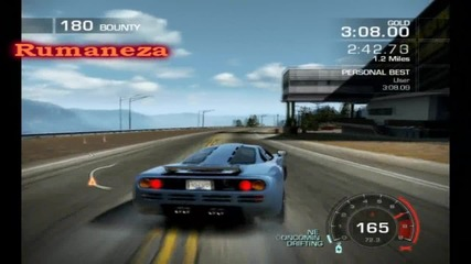 Need For Speed: Hot Pursuit 2010 - Snow Stronger