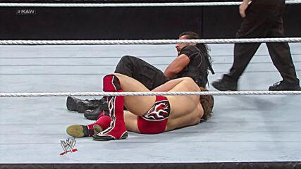 Daniel Bryan vs. Seth Rollins: Raw, June 10, 2013 (Full Match)