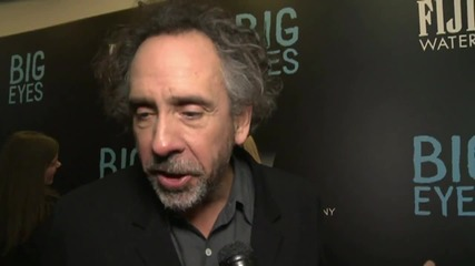 Tim Burton Compares 'Big Eyes' To A Fine Wine