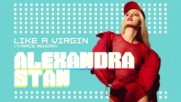 Превод! Alexandra Stan - Like A Virgin ( Thrace Rework )