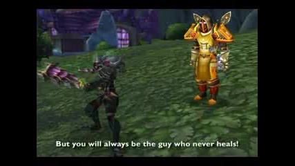 That`s The World Of Warcraft That You Play