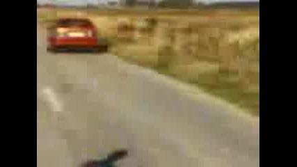 Kadett Gsi 1.8 Vs Honda Civic Turbo