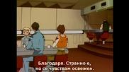 [ С Бг Субс ] Trigun - Епизод 17