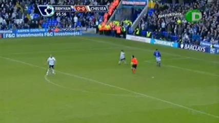 Бирмингам - Челси 0:0 -