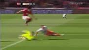 Манчестър Юнайтед 4 - 2 Блекпул Парк Гол *hq*