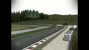 F1 Rfactor 2008 mod Ferrari video.mp4