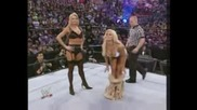 Wwe Wrestlemania 20 Playboy Evening Torrie Wilson and Sable vs Rey Stacy Keibler and Miss Jackie