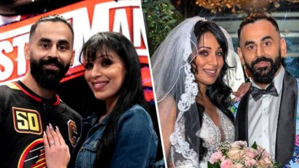 Wedding bells for one half of Singh Brothers: WWE Now India