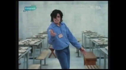 Michael Jackson -they Don't Care About Us (official Prison Version)