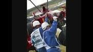 Фелипе Маса! Кадри след инцидента 16+!!!
