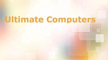 интро на Ultimate Computers