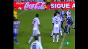 Deportivo - Real Madrid 2 - 1 08/09