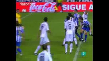 Deportivo - Real Madrid 2 - 1 08/09