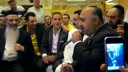 израелци пее турски
