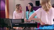Violetta 3: Violetta & Francesca - Supercreativa + Превод
