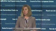 Belgium: EU foreign ministers discuss 'positive' bilateral ties with Russia