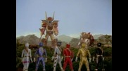 Power Rangers Wild Force - 32
