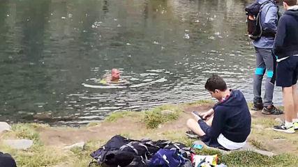 Нарушител в Рилските езера
