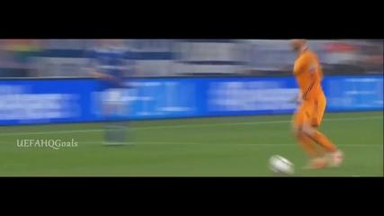 Реал Мадрид разби Шалке 04 с 6:1 насред Гелзенкирхен