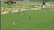 Ботев - Славия 0:0 /първо полувреме/, 5-и кръг на А група