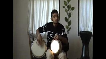 Онур Тарамбука соло