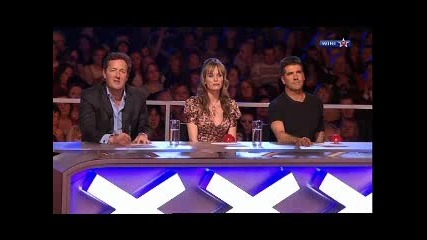 Andrew Johnston on Britains Got Talent 2008