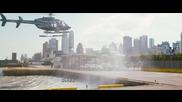 The Dictator - Сцената с хеликоптера!