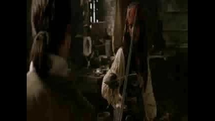 Pirates Of The Caribbean - Jack