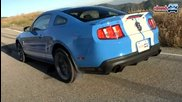 Brute Force Ford Shelby Supersnake Vs Camaro