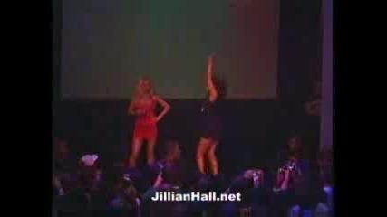 Jillian Hall & Maria - Genie In A Bottle