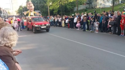 Карнавал на хумора и сатирата в Габрово 20.05.2017год.-1!