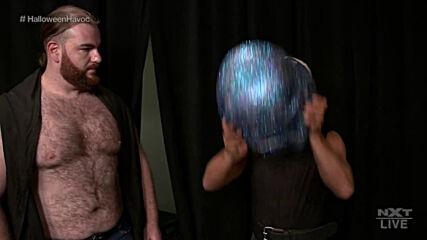 Drake Maverick & Killian Dain's Halloween hijinks: NXT Halloween Havoc, Oct. 28, 2020