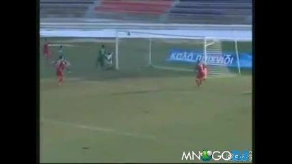 Какви футболисти сa тези 5 пъти пропуснаха за 10 секунди !