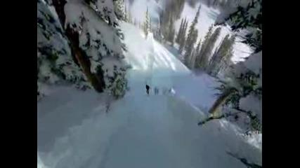 Това се казва сноубордизъм