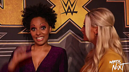 NXT Superstars' favorite parts of Thanksgiving: What's NeXT, Nov. 26, 2020