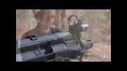 Стрелба С -  Н&К МР5K PDW И М4 Карабина