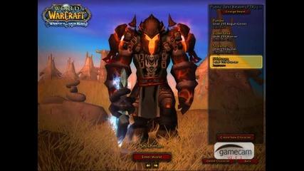 World of Warcraft Wotlk 3.3.5 Showplay