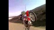Crf 250 wheelie