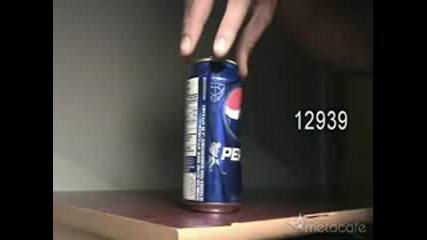 Hidden number on Pepsi